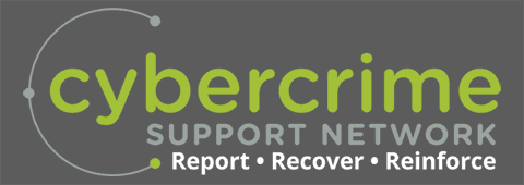 Logo - Cybercrime Support Network (Report, Recover, Reinforce)
